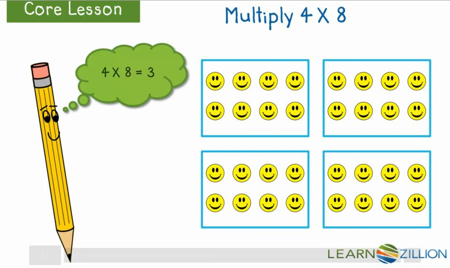 Operations Multiplication And Division 3rd Grade Math